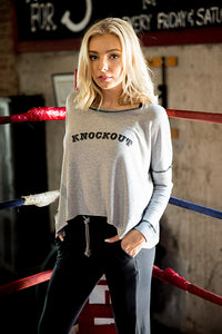 Stretch Modal French Terry Knockout Sweatshirt
