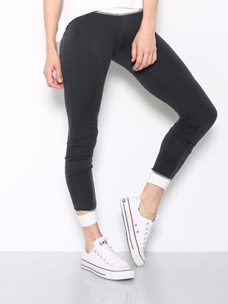 Tencel French Terry Rip Cuff Jogger