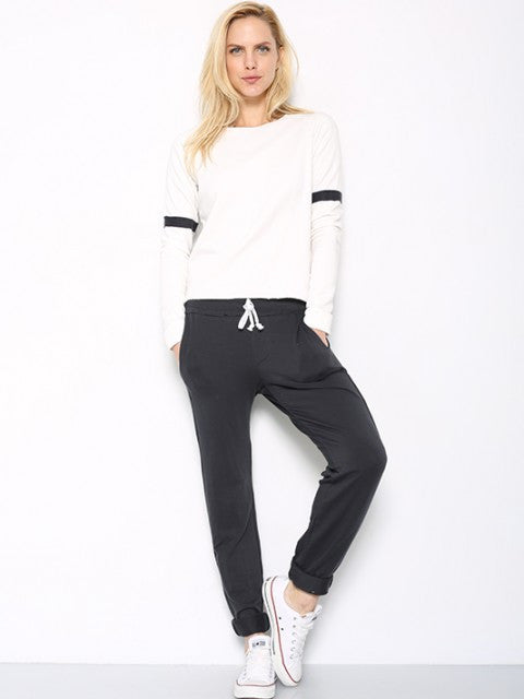 Tencel French Terry Roll Cuff Sweatpant