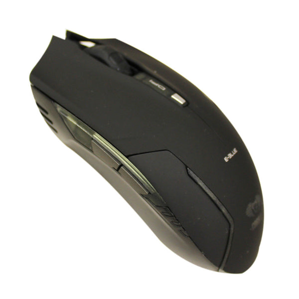 E-BLUE EKM801BKUS-IU Cobra Reinforcement-Iron Pro Gaming Keyboard Mouse Combo