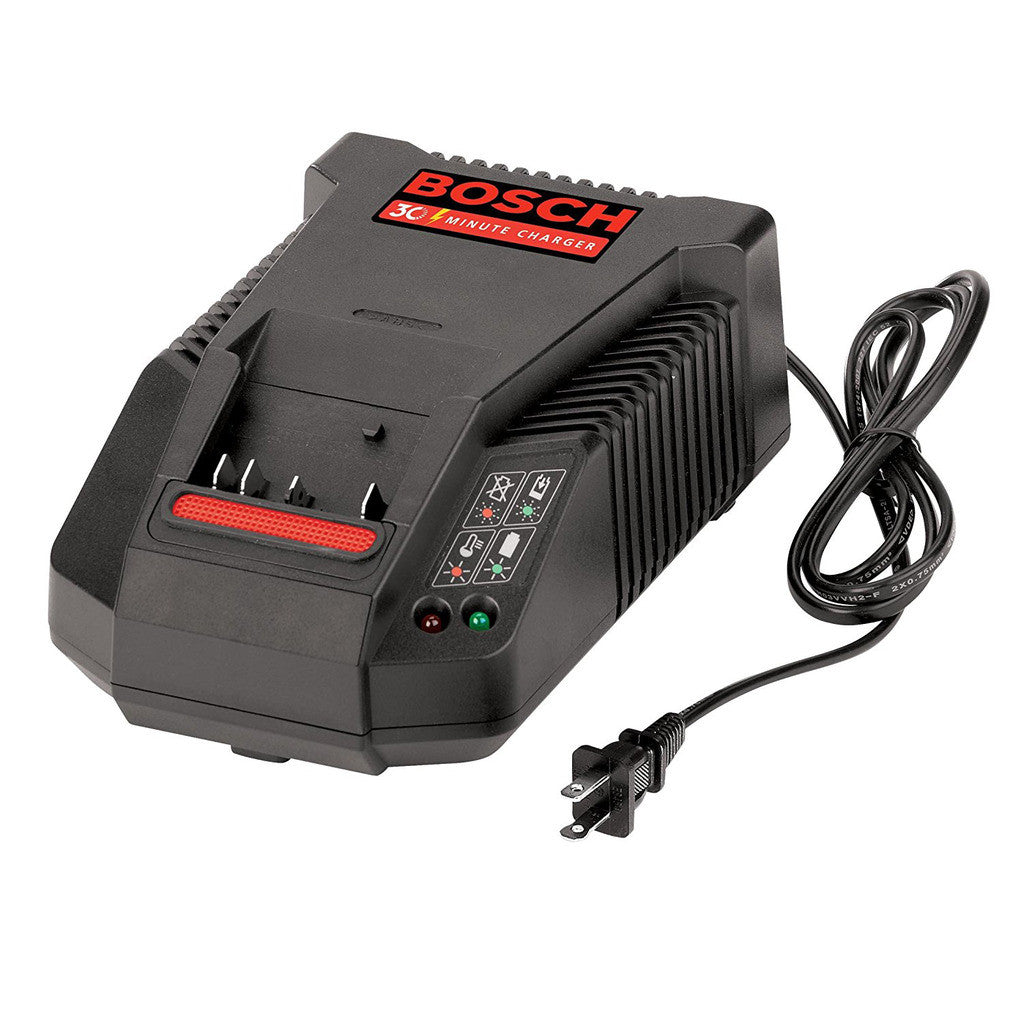 "BOSCH BAT630 Lithium-Ion 5.5"" Fast Charger 18 Volt 14.4V - 18V for BAT607 BAT609"