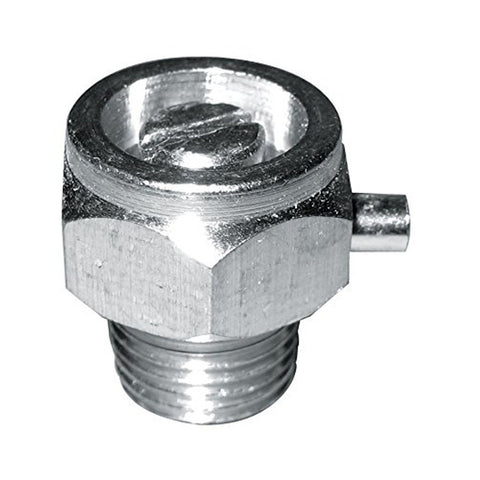 PLUMB PAK PP10-8SN Coin Air Valve Satin Nickel Finish