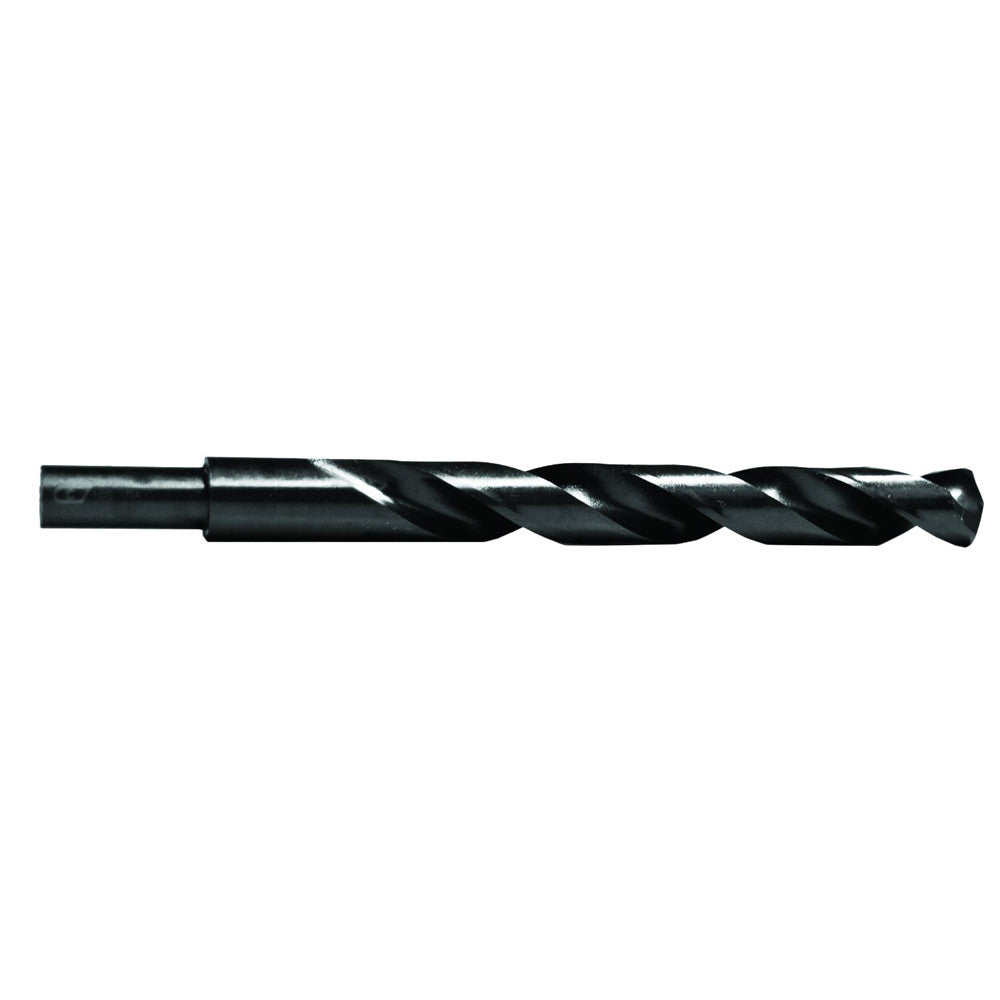 "CENTURY TOOL 24728 3/8"" Shank Black Oxide HSS All Purpose 7/16"" x 1/2"" Drill Bit"