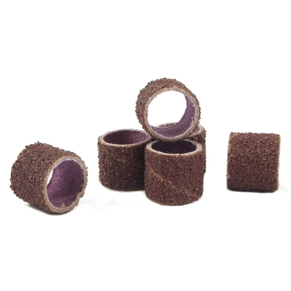 "FORNEY 60220 6 PC Coarse Grit 30000 RPM 1/2"" x 1/2"" Sanding Sleeve Set"