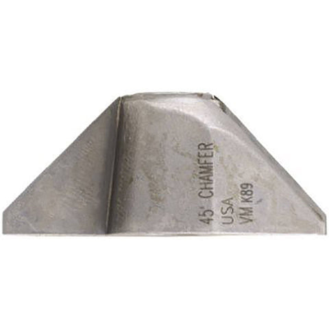 VERMONT AMERICAN 22633 Carbide Tipped 45° Chamfering Router Bit for 22690 Arbor