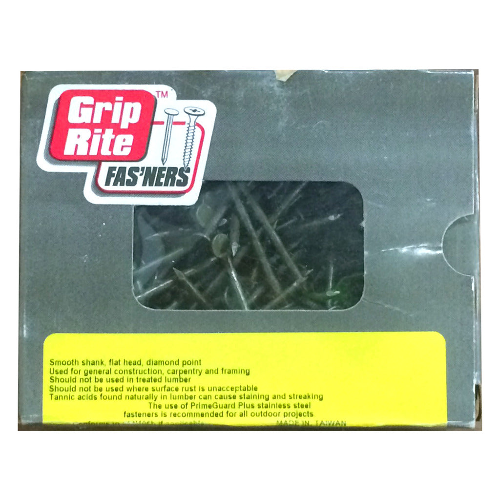 GRIP RITE 7COOL FASN\'ERS 7D Coated Cooler 2-1/8 Construction/Framing ...