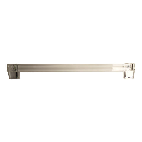 "FRANKLIN BRASS D7024 Decor Bathware/Elegance 21"" Towel Bar Acrylic w/Chrome"