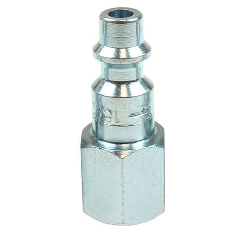 "COILHOSE PNEUMATICS 1505DL Plated Steel 3/8"" FPT 1/4"" Body Industrial Connector"