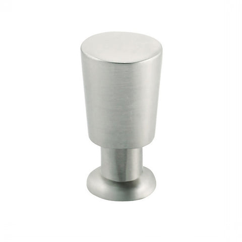 "VIGO VG18003SN Die-Mast Large Peg 1/2"" x 1"" Cabinet Knob Satin Nickel Finish"