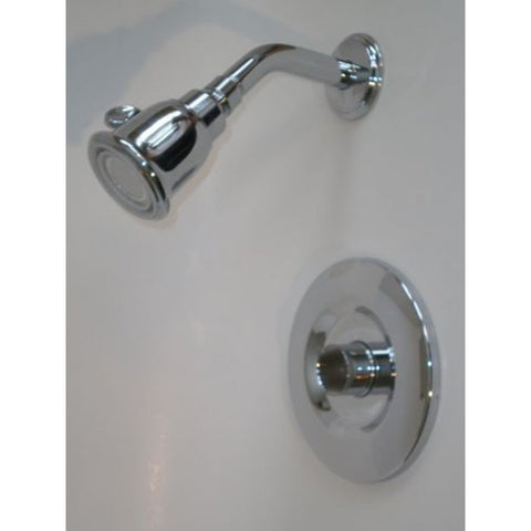PRICE PFISTER J89-70XC Traditional/Classic 1-Handle Shower Trim Kit Plshd Chrome