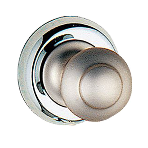 DELTA 73035NC Innovations 8.5in. x 5.5in. Robe Hook Chrome/Pearl Nickel