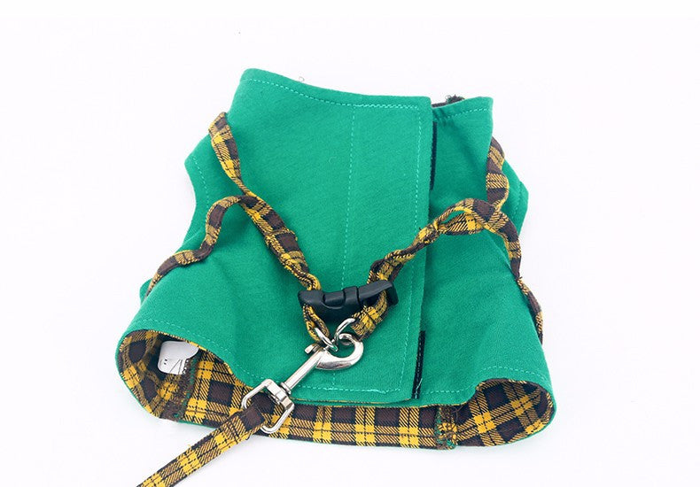 Elegant Cat Harnesses and Leash - Black Paw Store