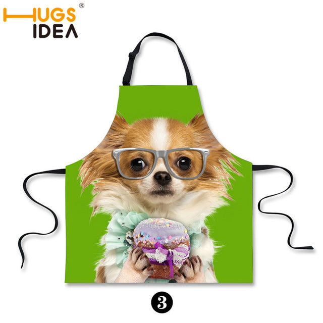 Funny Dog Apron - Black Paw Store