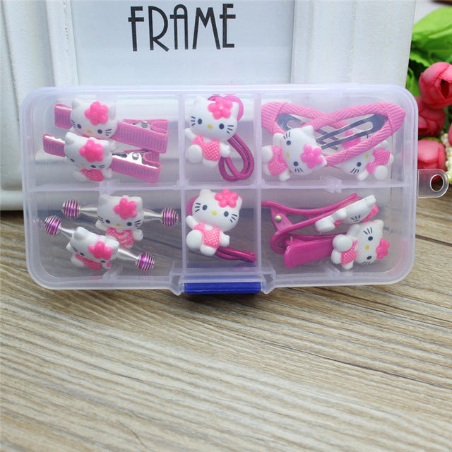 Cute Cat Hair Accessories - Black Paw Store