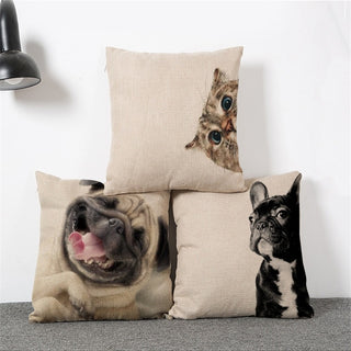 Pets Pillow cases - Black Paw Store