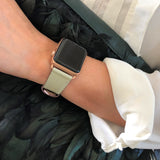 Sage Gray Apple Watch Band