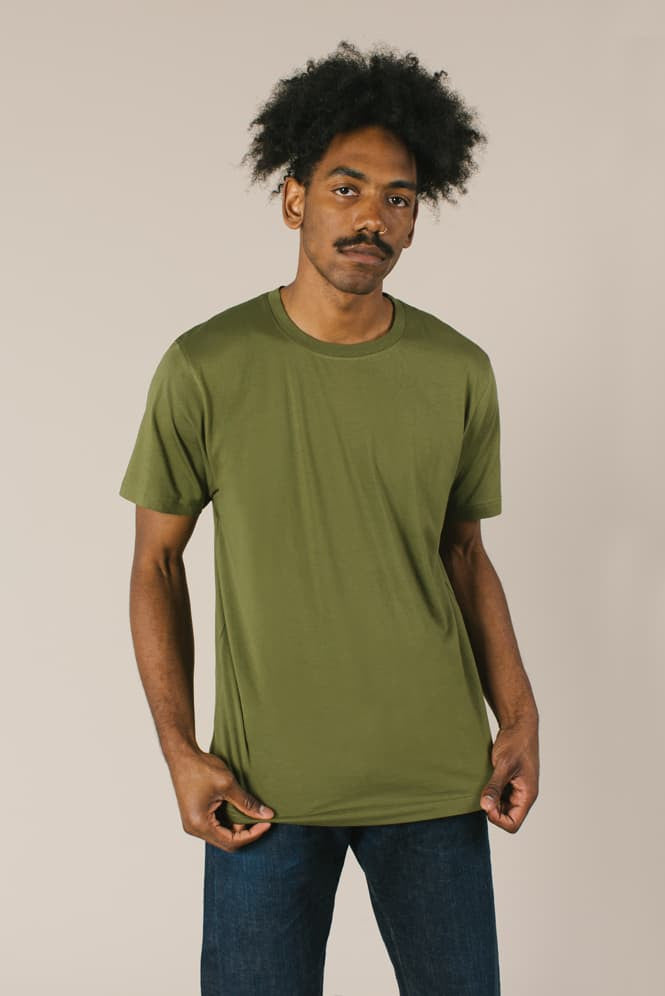Kanso Pima Cotton Tee - Third Uprising