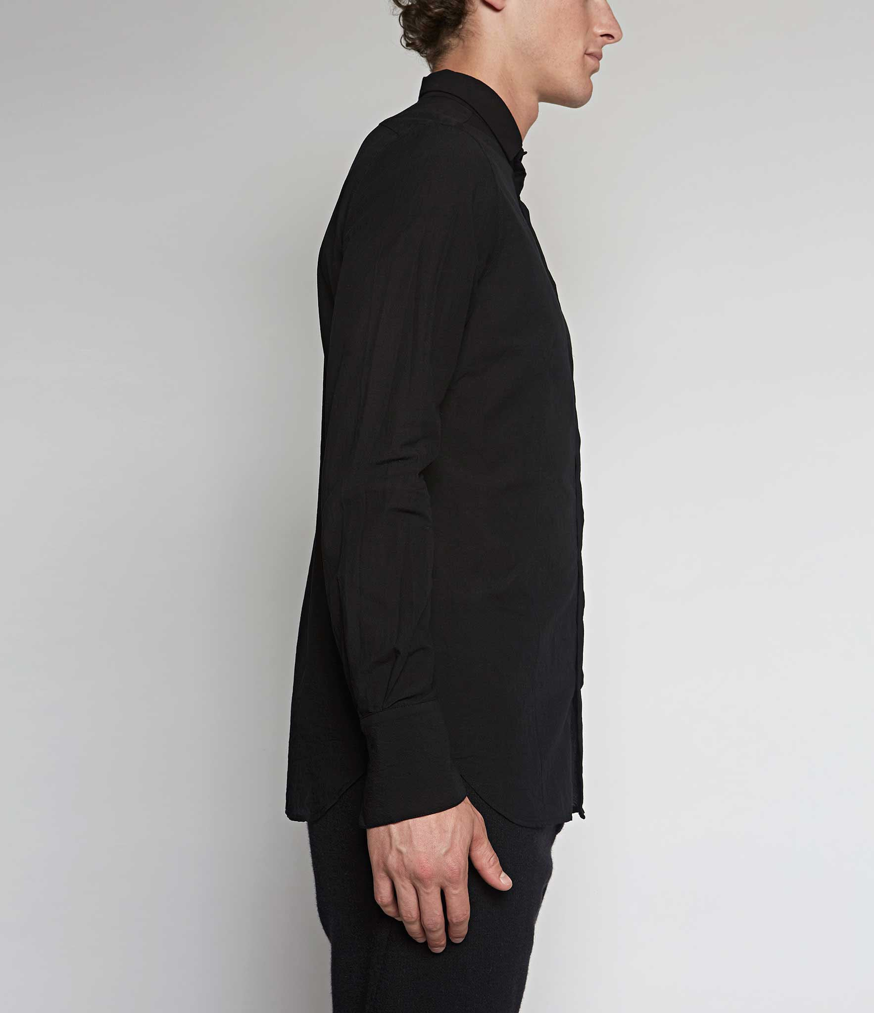Forme d'Expression High Collared Shirt