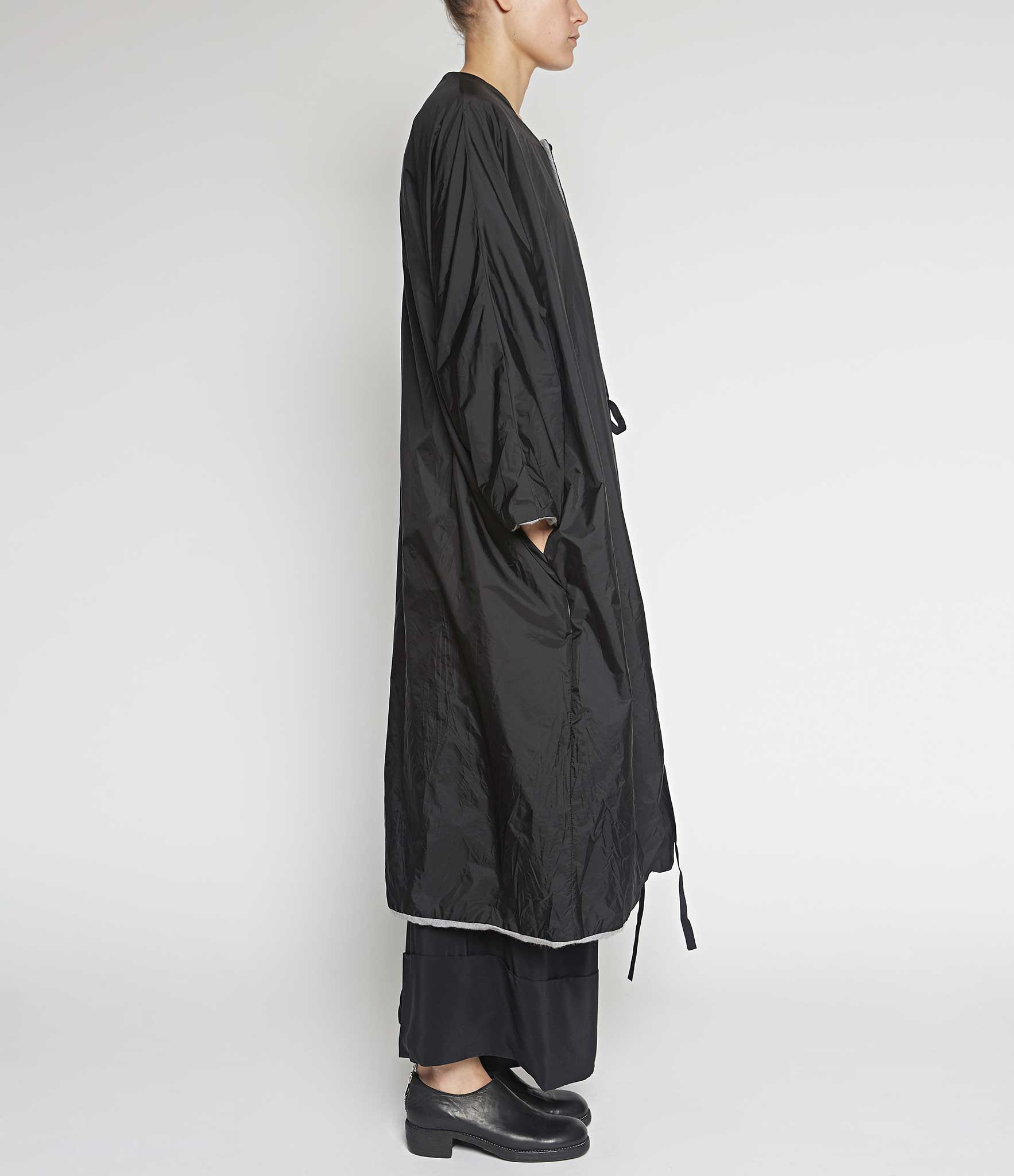 Daniela Gregis Reversible Wool Coat