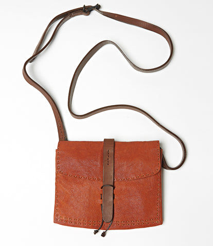 Sierra Leone Small Leather Bag