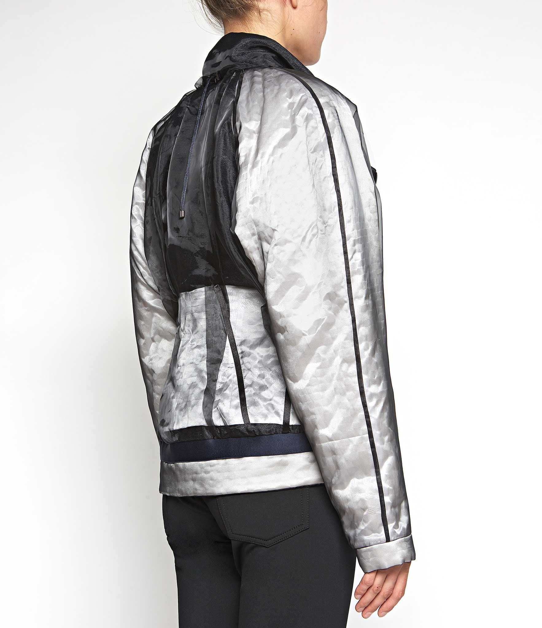 Quetsche Biker Down Jacket