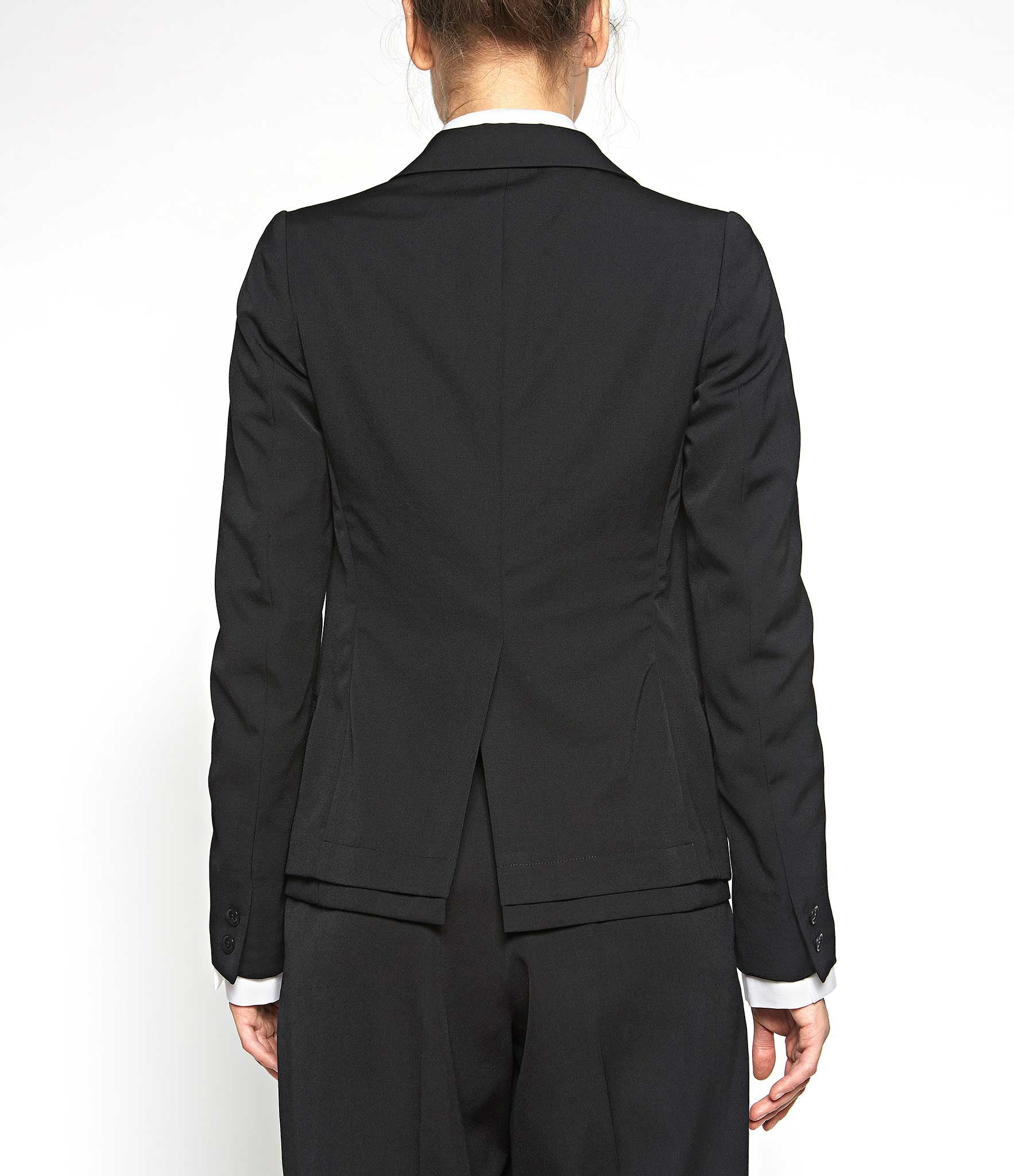 Y's Double Layer Blazer