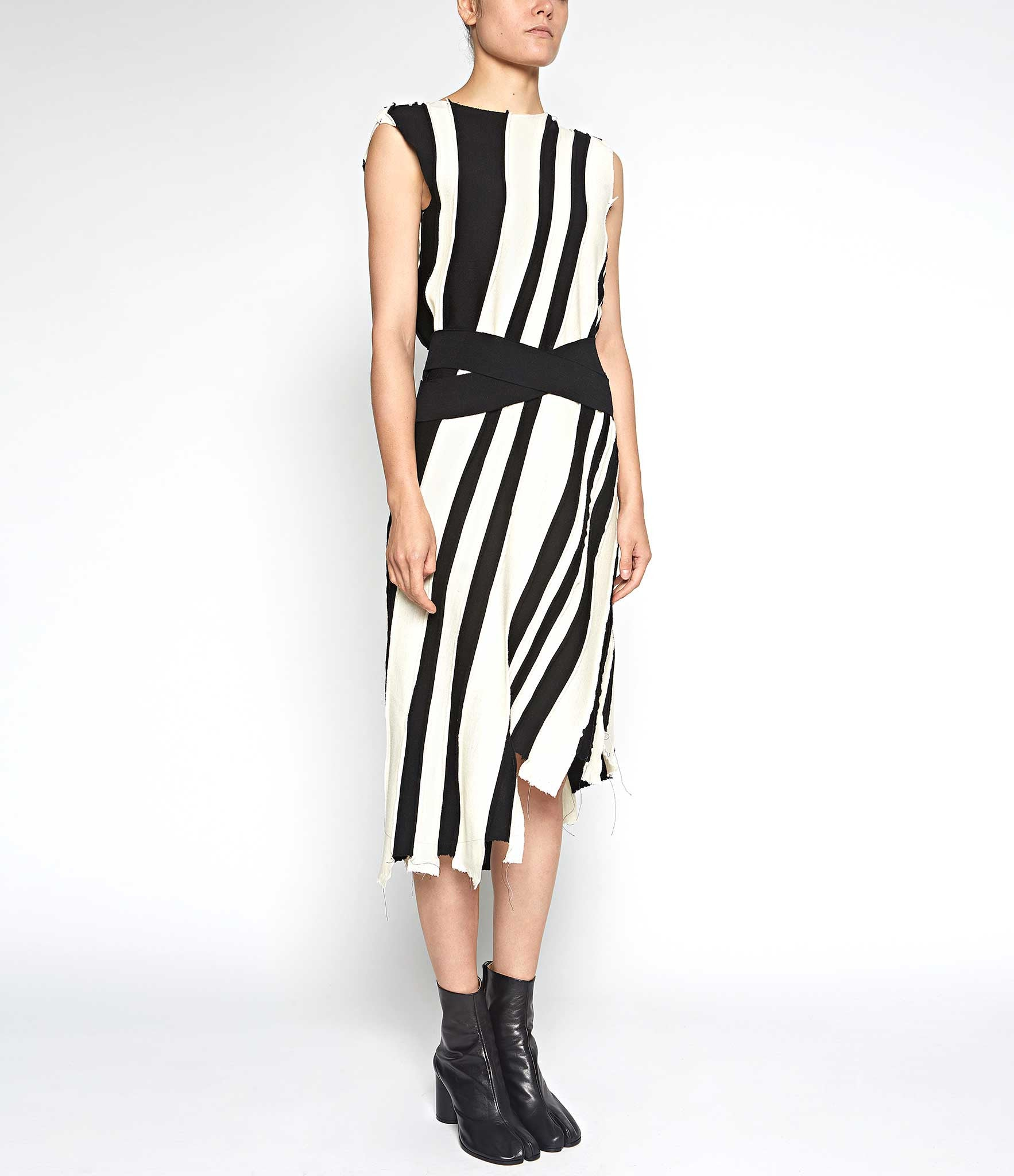Maria Turri Ribboned Dress