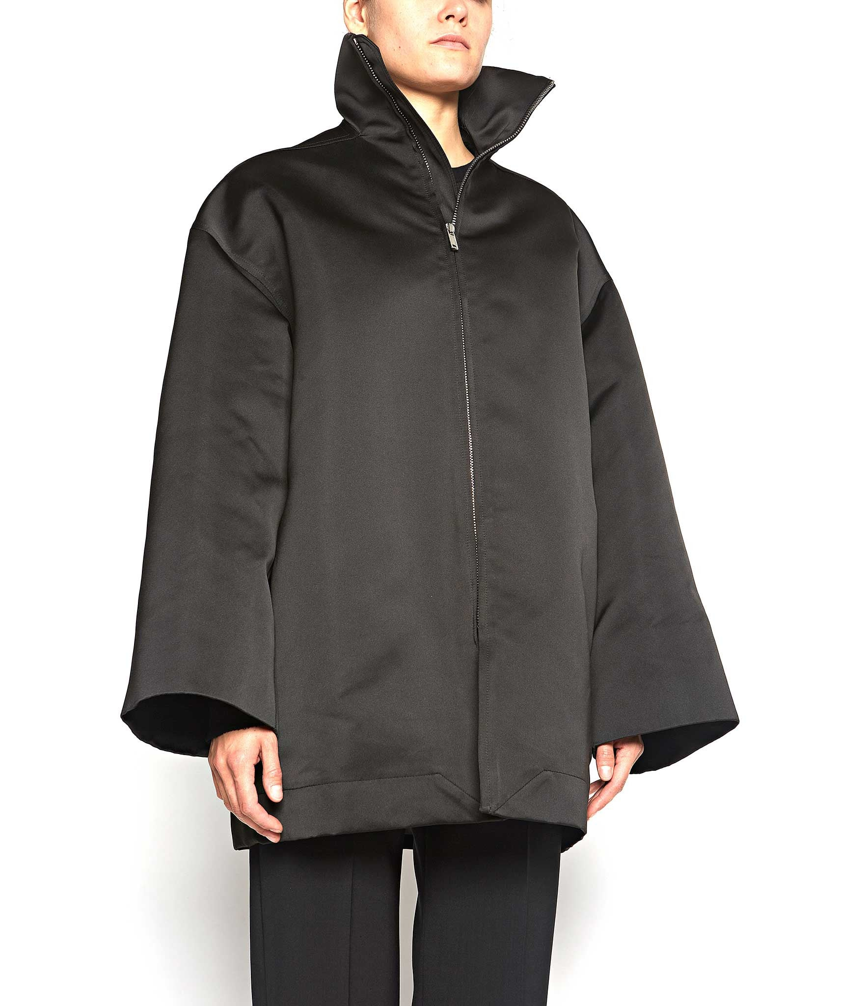 Rick Owens Double Zip Jumbo Windbreaker