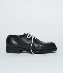 Guidi 112 Black Horse Full Grain Derby