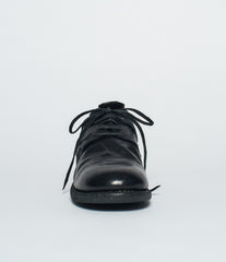 Guidi 792 Black Soft Horse Full Grain Derby