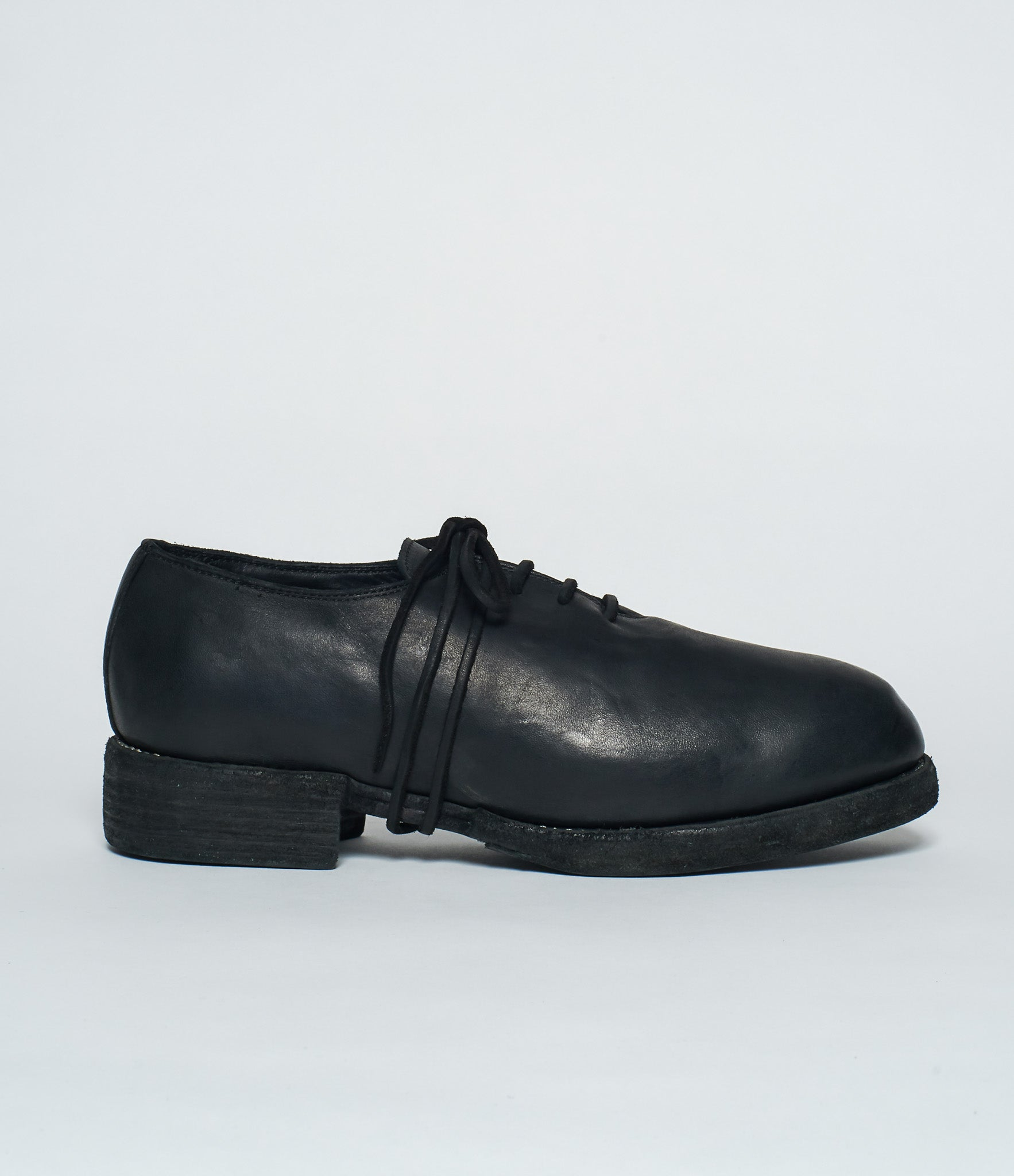Guidi NT01Z Black Horse Full Grain Uni Derby