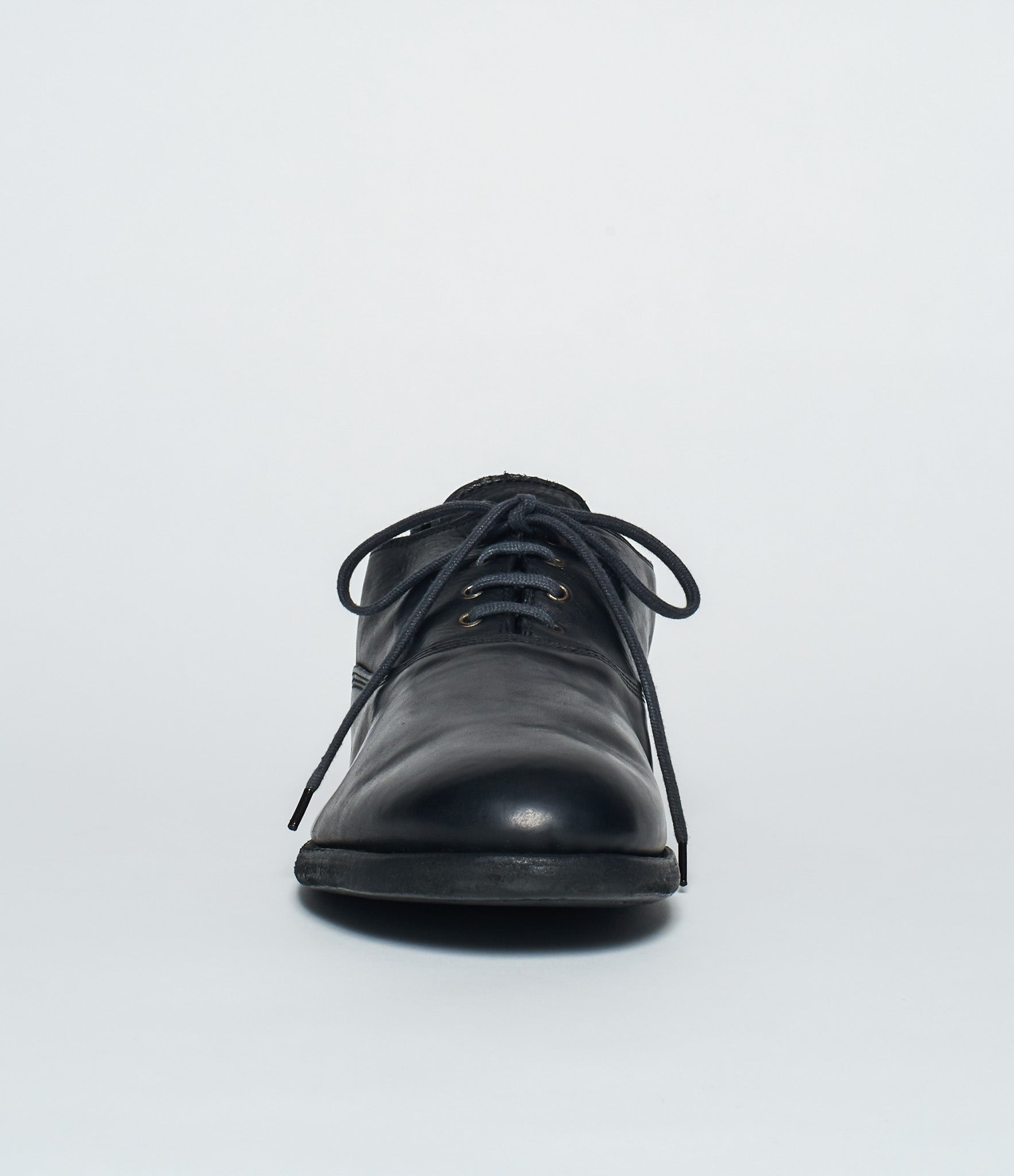 Guidi 110 Black Horse Full Grain Army Oxford