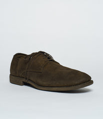 Guidi 992MS Brown Calf Reverse Derby