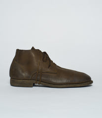 Guidi 994MS Brown Cordovan Full Grain Desert Boots
