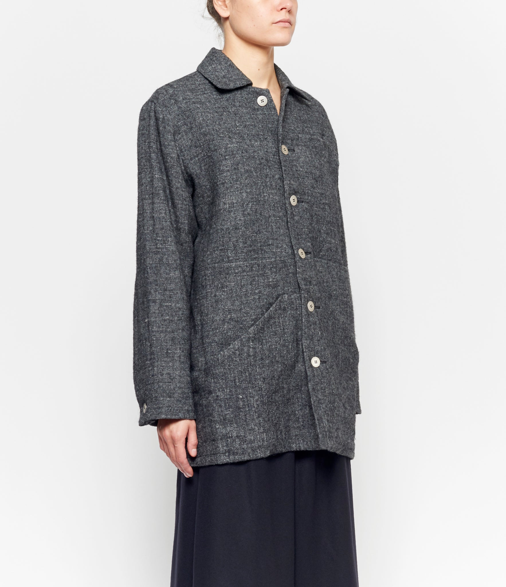 Toogood The Gamekeeper Wool Linen Jacket