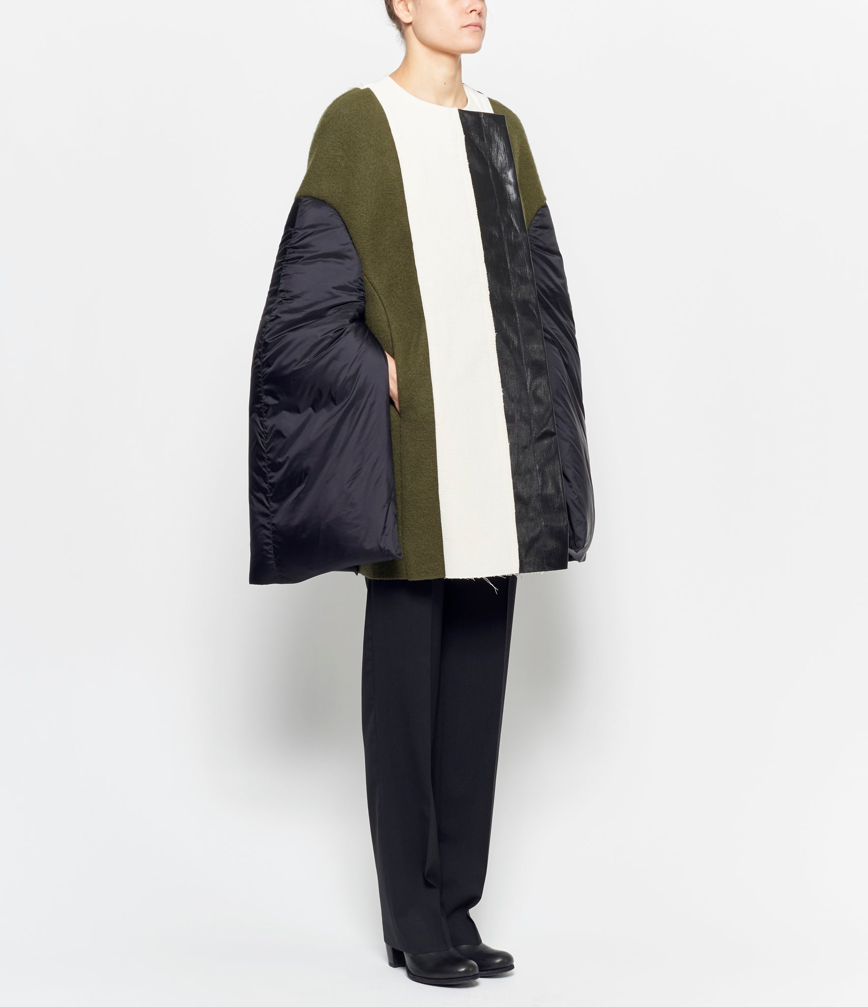 Rick Owens Cathedral Pea Jacket