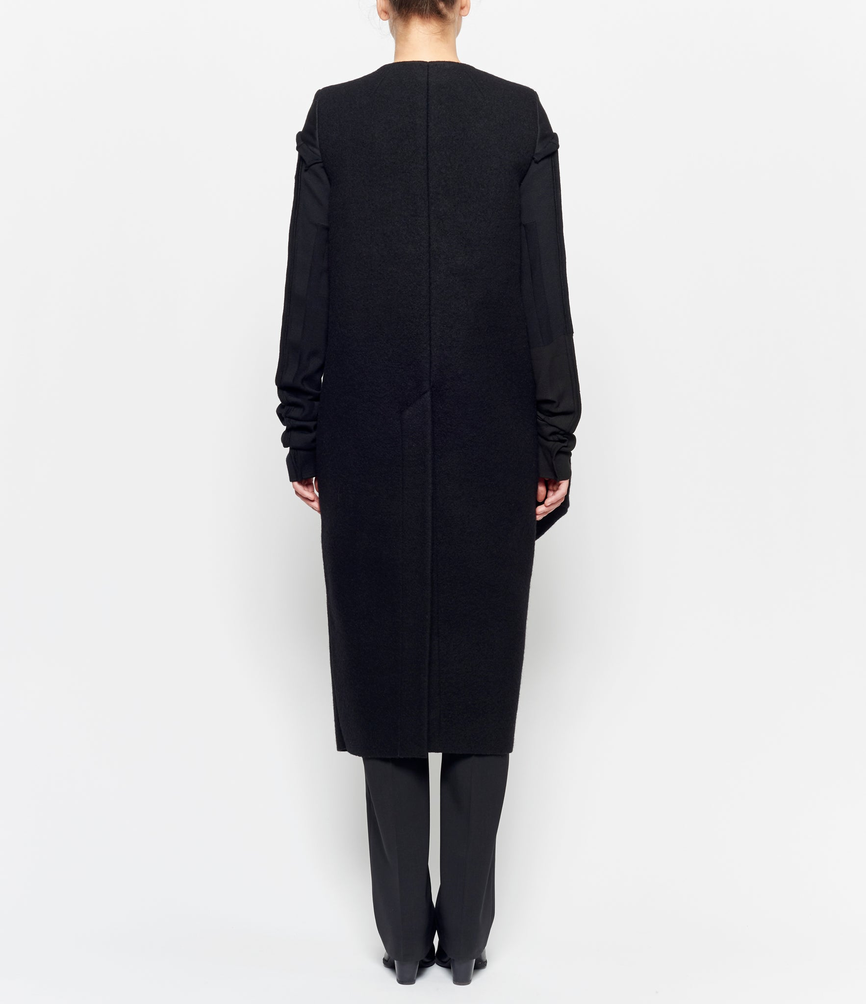 Rick Owens Winter Heron Coat