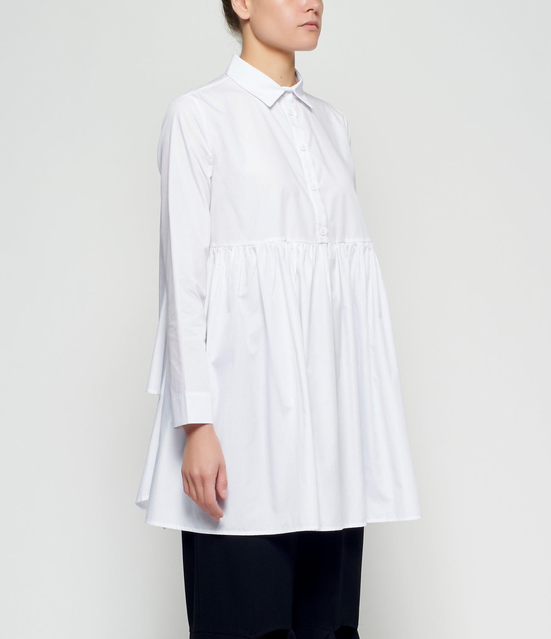 Replika Draped Shirt