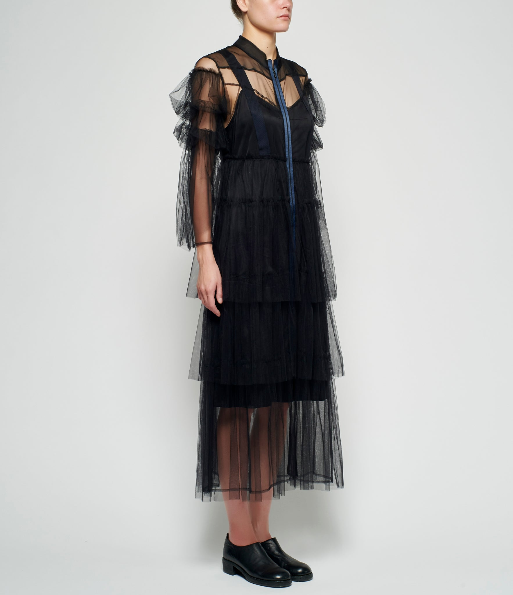 Quetsche Shuyue's Tulle Dress