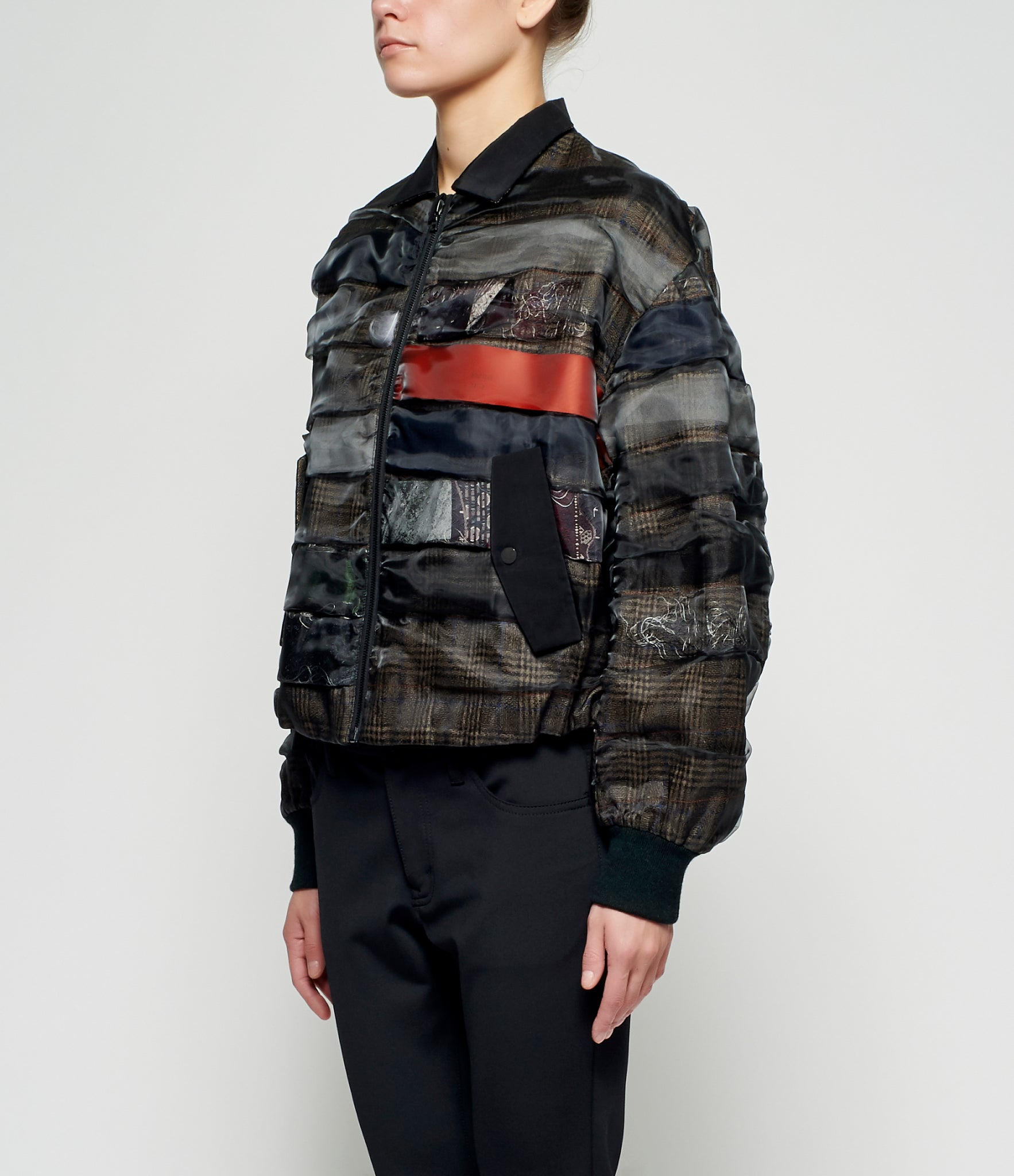 Quetsche Almost Down Bomber Jacket