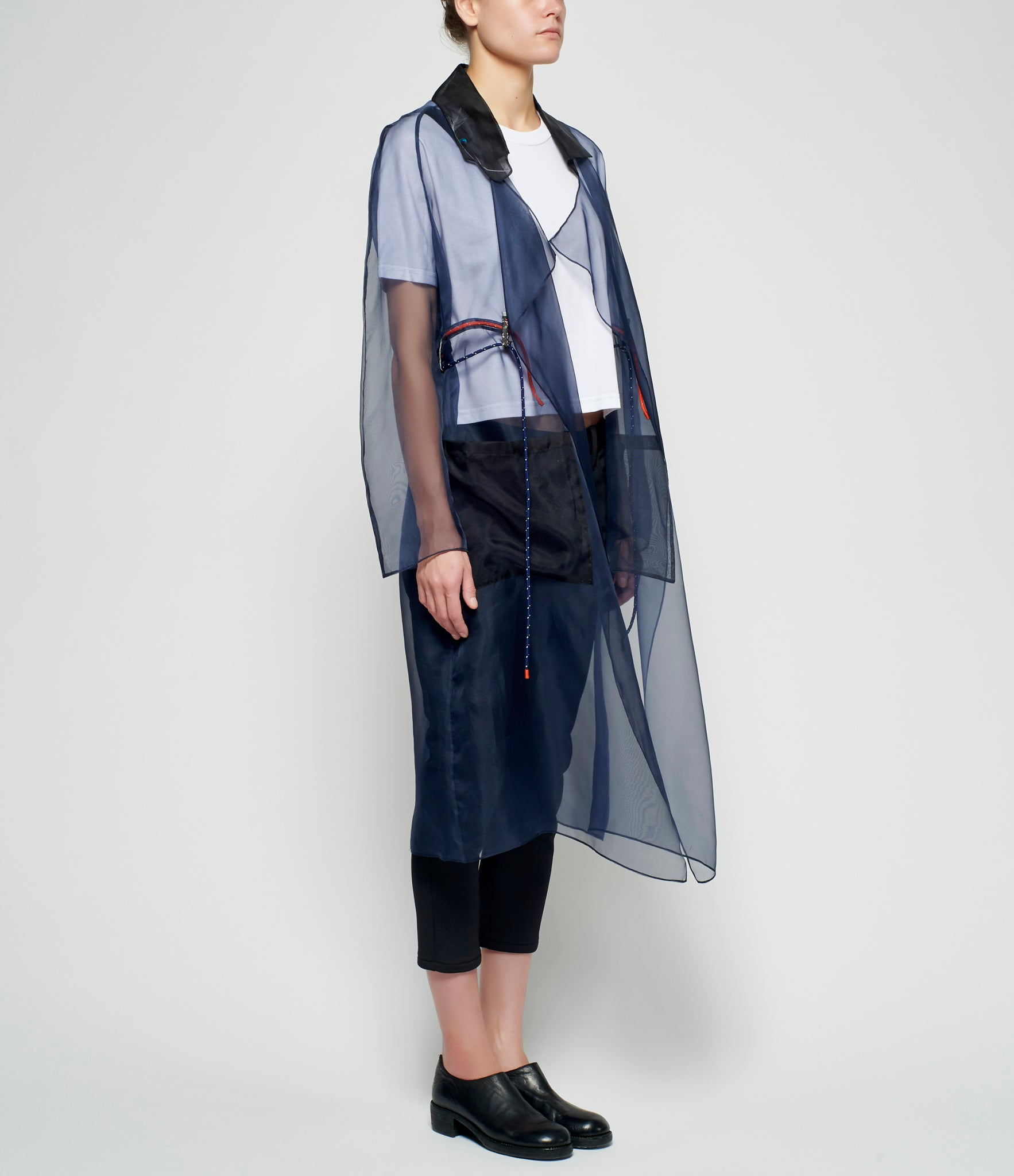 Quetsche Hidden Trench T-Shirt