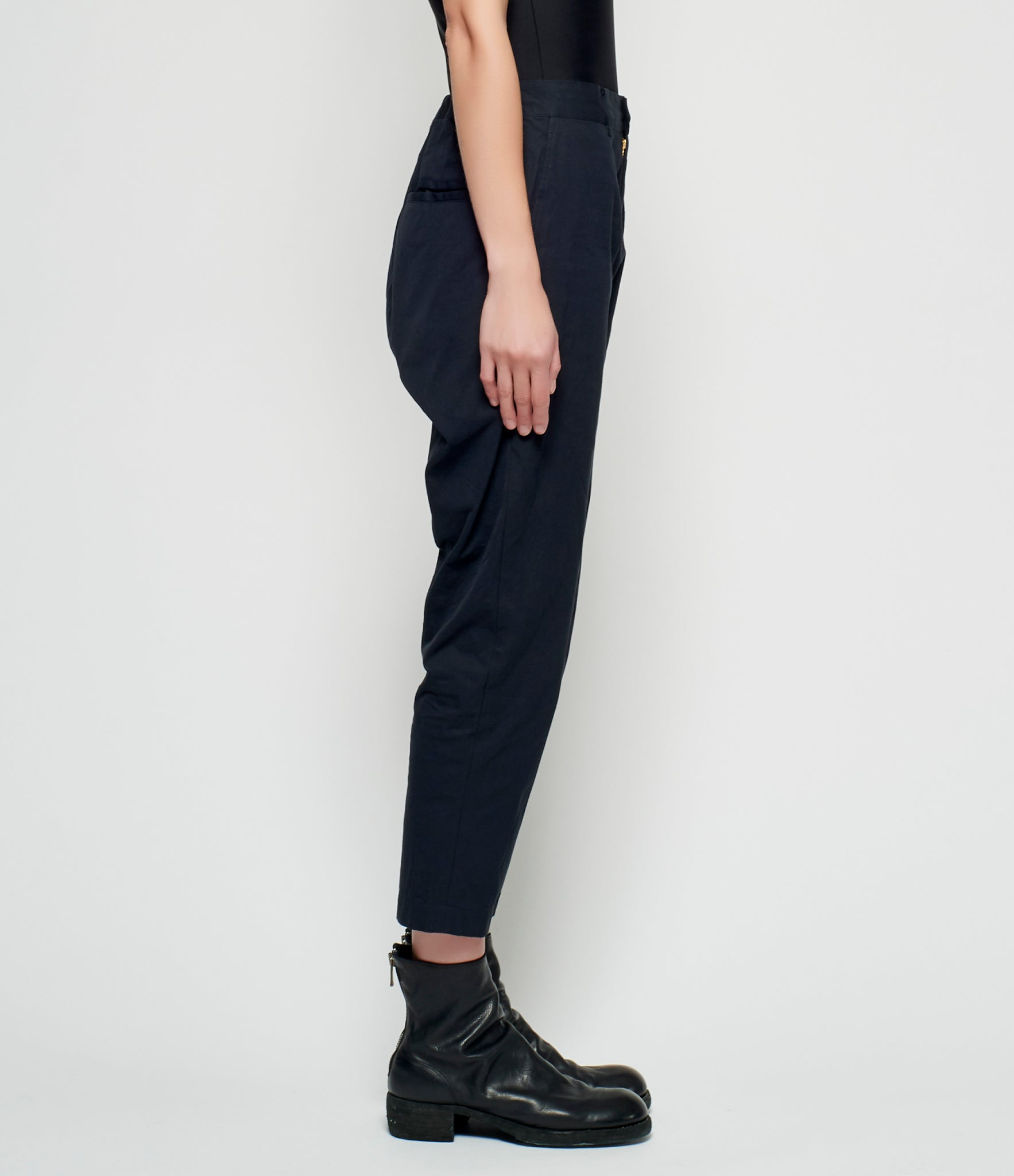 Arts & Science Back Gum Tapered Pants