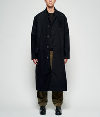 Ziggy Chen Oversized Wool Coat