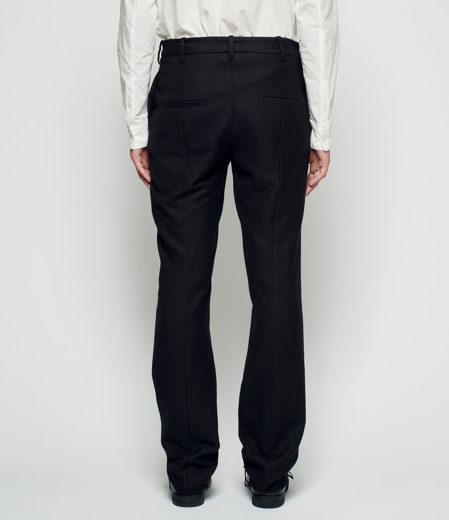 Forme d'Expression Seamed Slim Pants