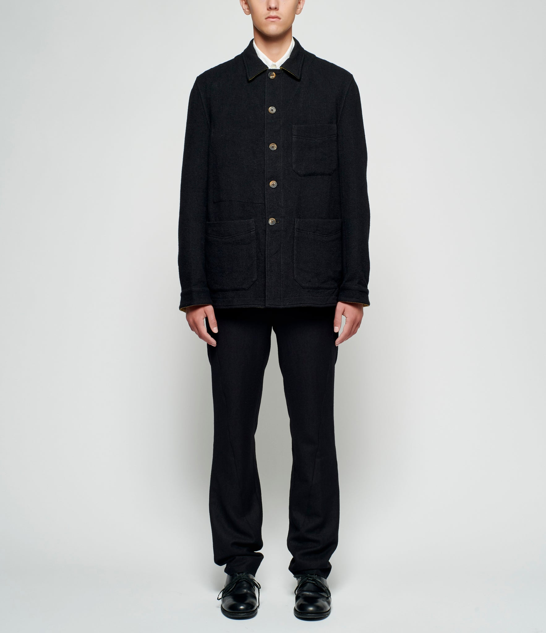 Forme d'Expression French Work Jacket