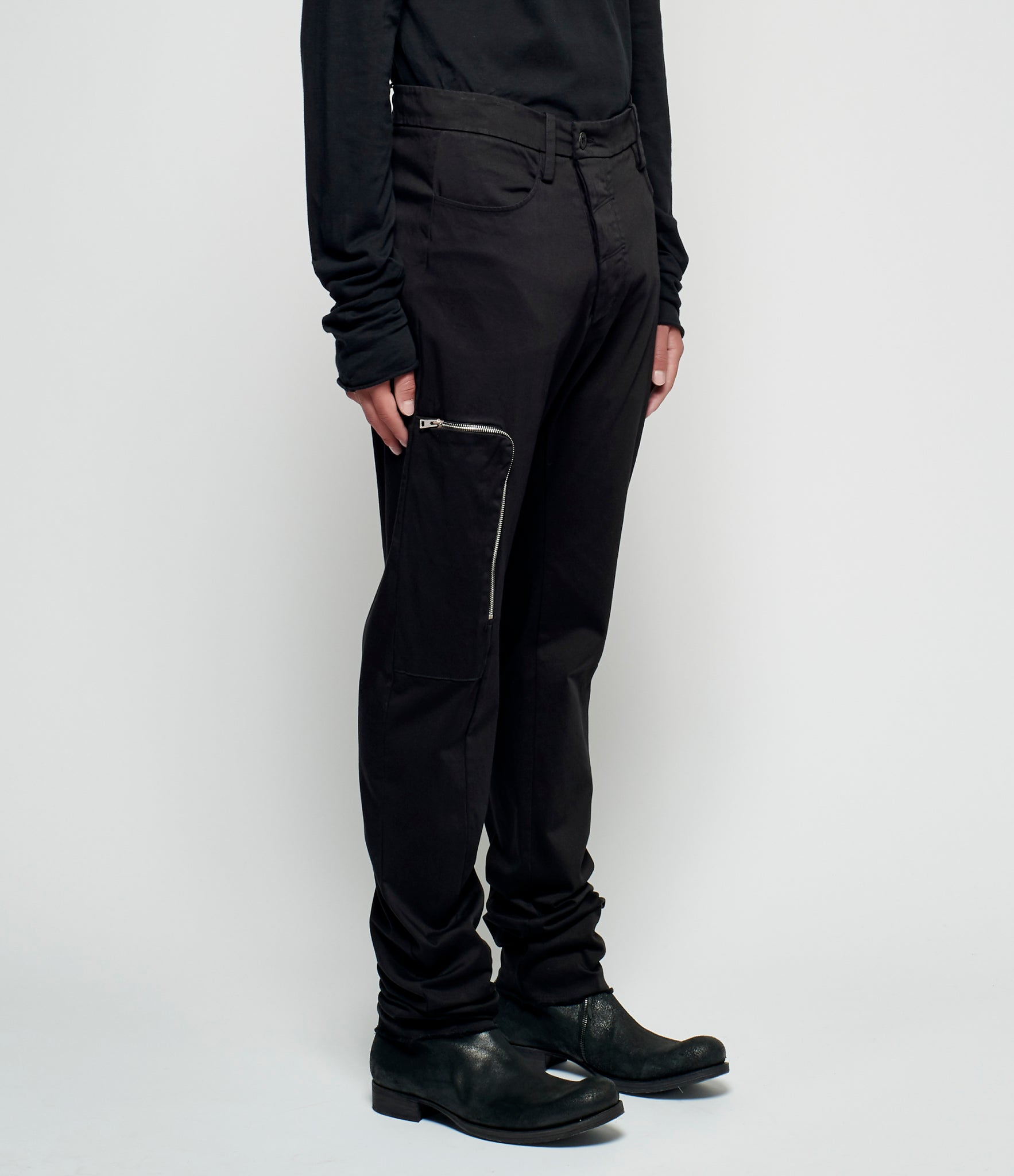 Lost & Found Rooms Zi Cargo Pocket Slim Pants