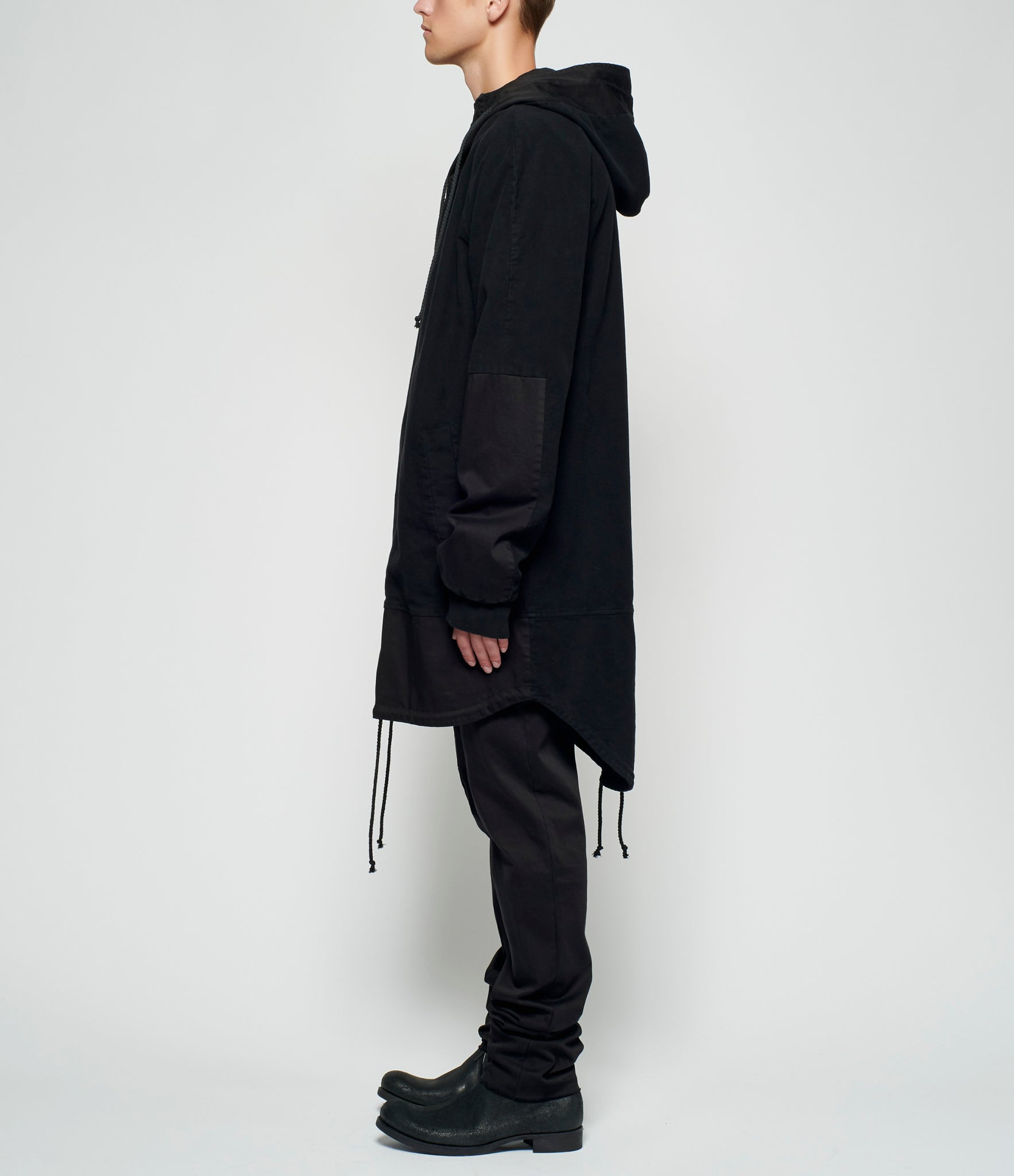 Lost & Found Rooms Hooded Fishtail Parka