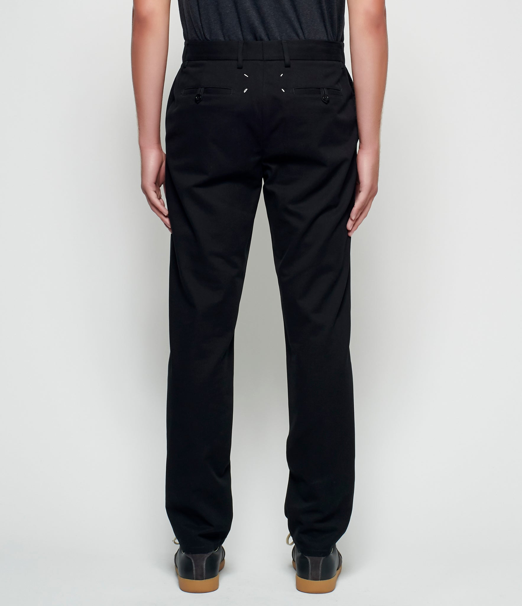 Maison Margiela Soft Brushed Chinos