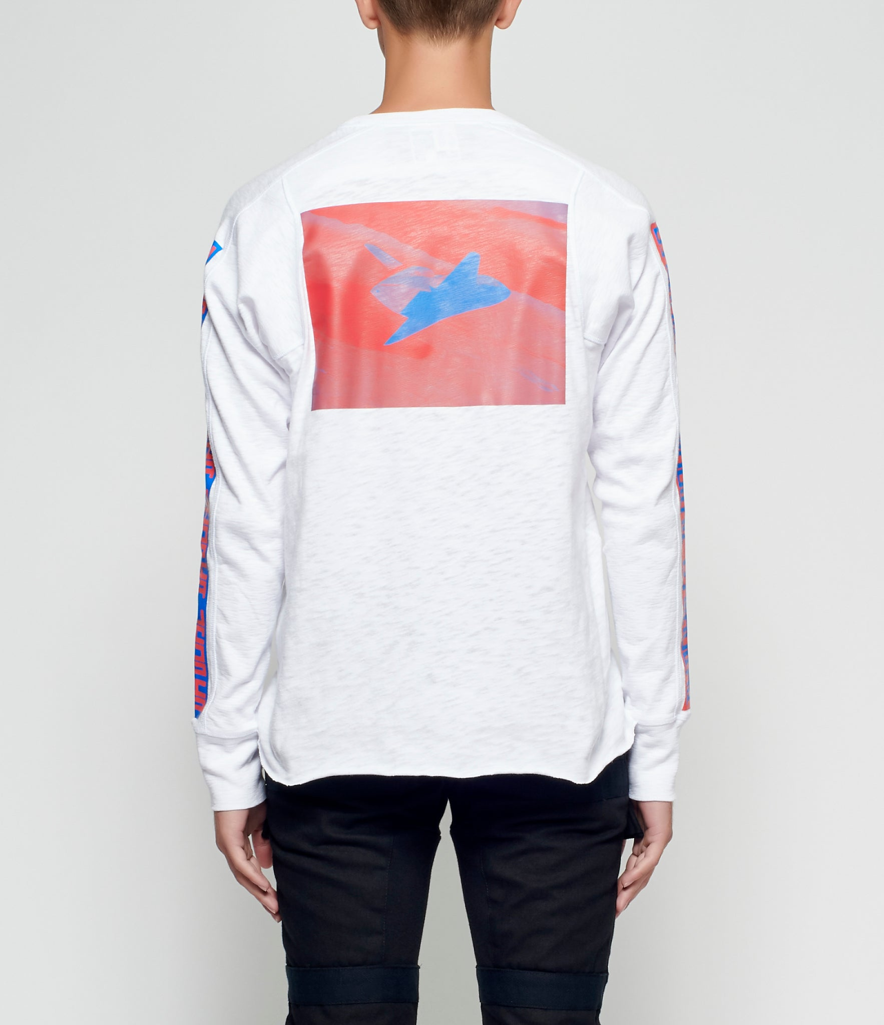 Abasi Rosborough Arc Long Sleeve T-Shirt