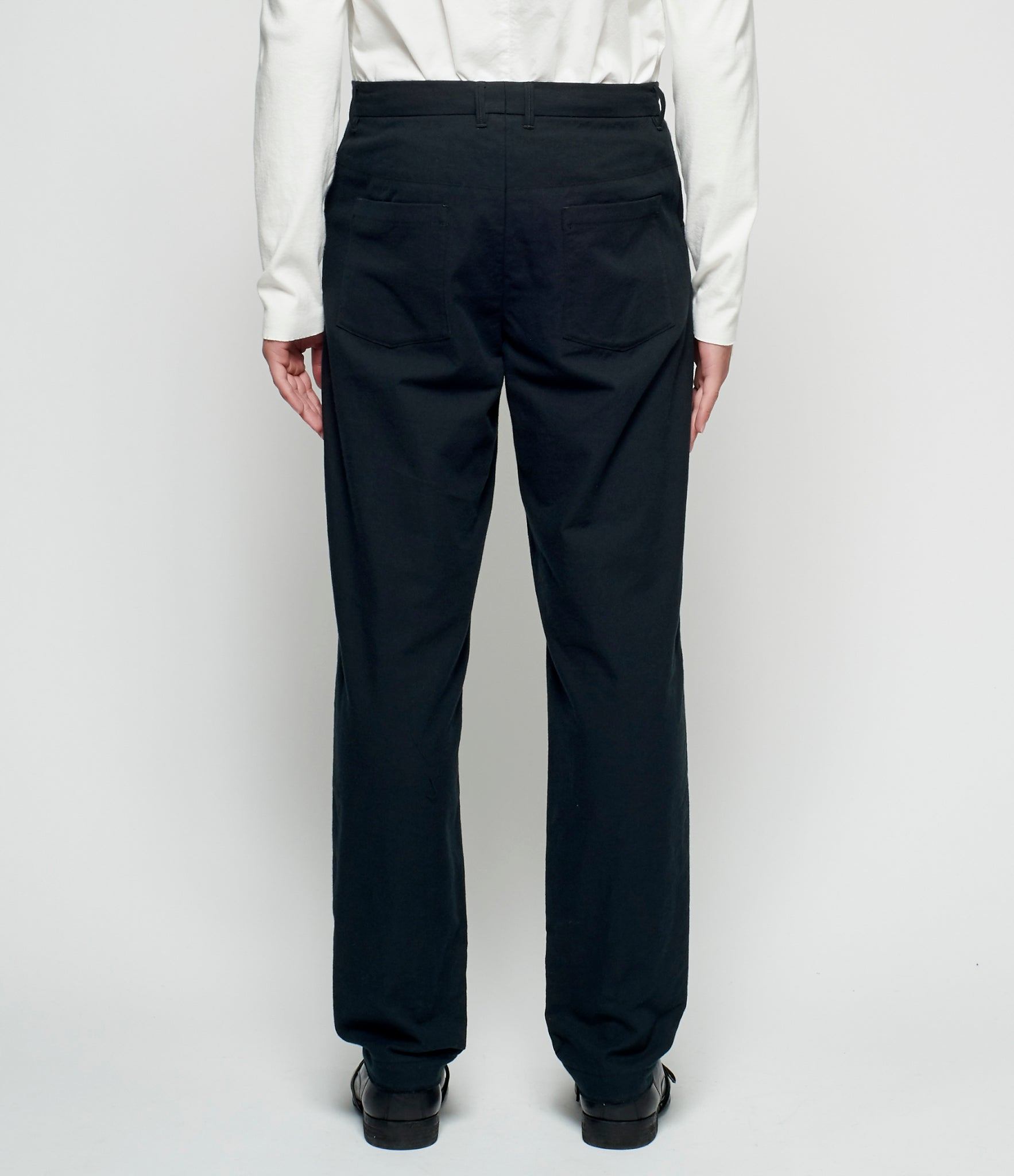 'T Ensemble Frame-Lined Jeans